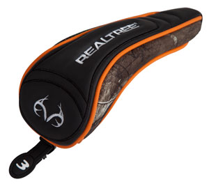 Picture of Realtree Headcover that comes with the driver